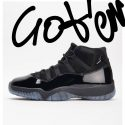 Jordan XI 11  prom night  cap and gown